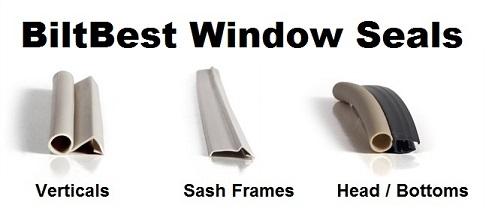 Casement Window Weather Strip Seal Kit 2872 Biltbest