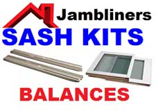 Sash kits Jambliners Balances