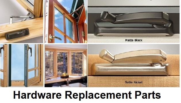 hardware window door repair replacement parts