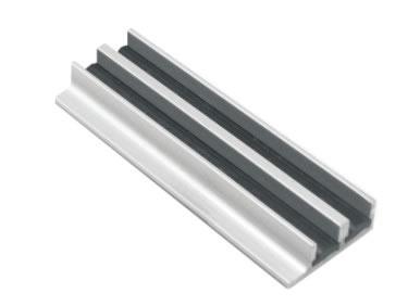 Aluminum Deer Blind Slider Window Track 72 Quot Upper Lower