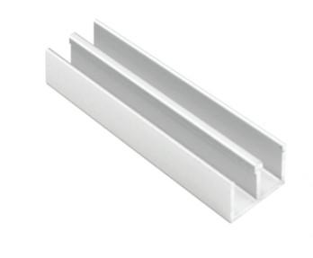 aluminum sliding cabinet door track. Aluminum Deer Blind Slider Window Track - 72\ Sliding Cabinet Door