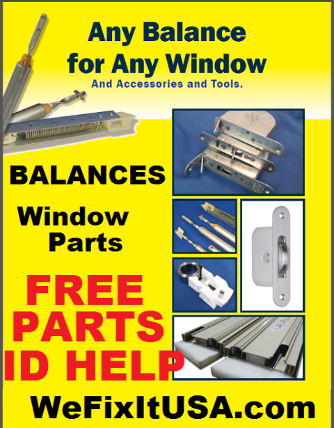 Window Balance Parts Single Hung Amp Double Hung Units
