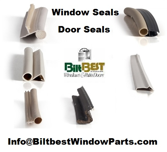 Caradco Window Seals Glazing Bead Weather Strip And Seals