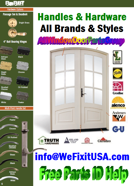 Patio And Screen Door Parts Florida Pompano Beach Palm
