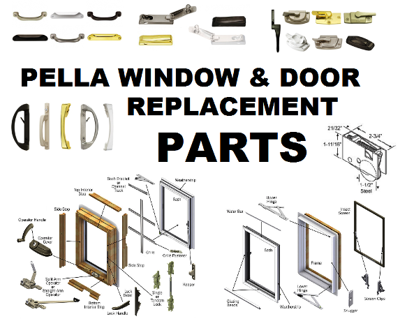 Pella Window Amp Door Parts Biltbest Window Parts