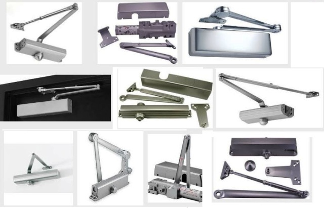Commercial Door Closers Grade 1 Ul Listed Surface Mount
