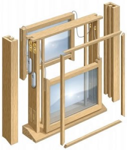 Window Sash Replacement Repair Kits Norco Pozzi Jeld Wen