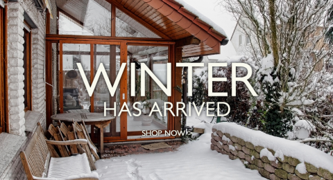 Winterizing now with weather strip around doors and windows can safeguard against drafts and heat loss this winter.