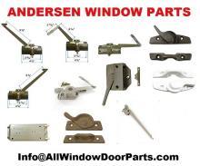 anderson window and door parts