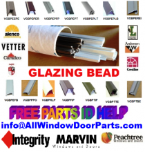 Best Window Glazing Bead Parts Supplier Nationwide - Best Deals, Top Brands, Hard To Find and Obsolete Glazing Bead Our Specialty