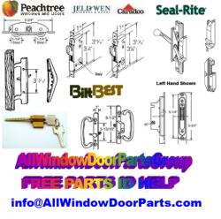 Sliding Patio Door Parts Biltbest Window Parts