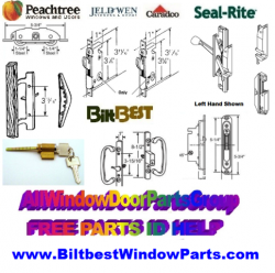 All Patio Door Parts All Screen Door Parts All Brands