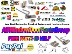 Looking For Replacement Parts   BINNINGS, BURCON, CAPITOL Parts Help? We  Can Help ID Your Old Parts .. Older Model Windows, Patio Doors, Glazing  Bead, ...