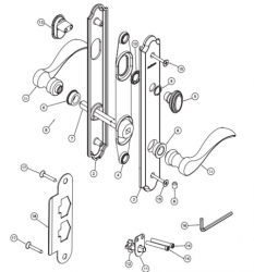 Wood also All Brands All Patio Door Parts Locks Handles And Parts moreover Replacement Window Balances Parts in addition Dg10xl furthermore Window Shade Parts Diagram. on window sash replacement kits