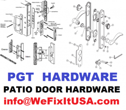 PGT Window Parts | Balances Patio Door Parts | PGT Weather