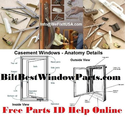 Handles And Covers Page 9 Biltbest Window Parts