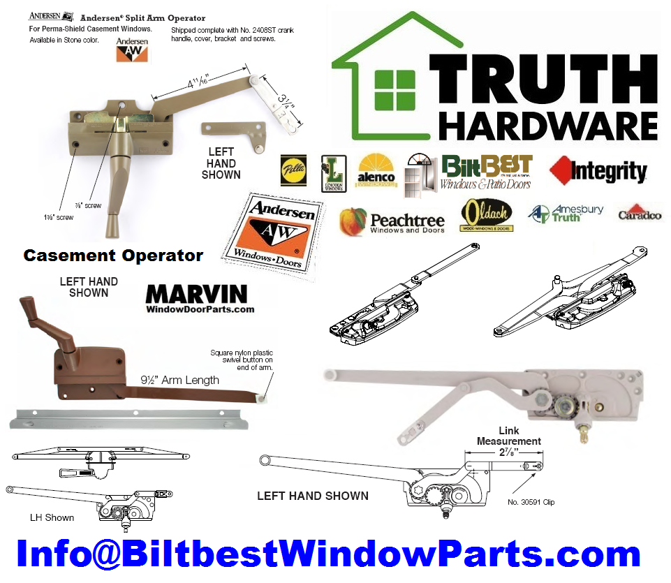 Awning Window Hardware Page 9 Biltbest Window Parts